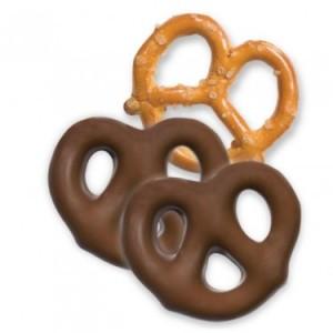 Milk Chocolate Pretzel Twist