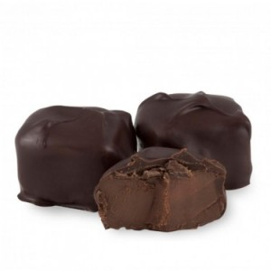 Dark Chocolate Creamy Meltaways