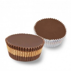 Milk Chocolate Giant Layered Peanut Butter Cups