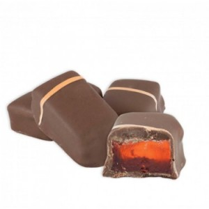 Sugar Free Milk Chocolate Orange Jellies