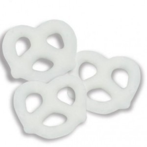Tiny Yogurt Pretzels