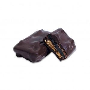 Dark Chocolate Graham Cracker with Jelly