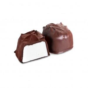 Milk Chocolate Coated Jumbo Vanilla Marshmallows
