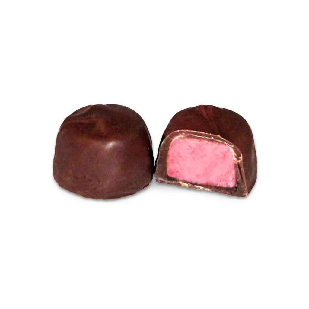 how to make strawberry cream chocolates